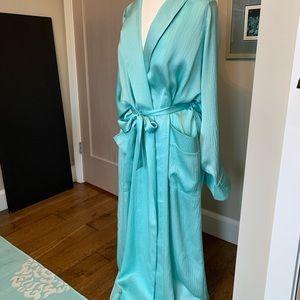 Christine for Holt Renfrew silk robe